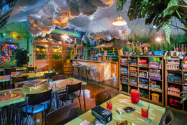 Plonk Launch the 'Games Grotto' for Christmas