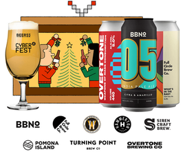 UK Beer Club Launches Entertainment-Packed Online Party for UK's Digital Christmas