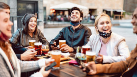 Hospitality Sector Boosted by Rise in Footfall During First Week of Outdoor Reopening