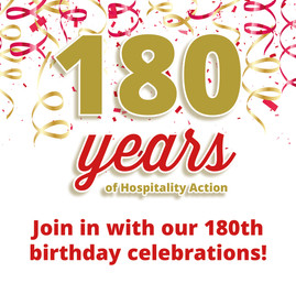 Hospitality Action celebrates its 180th Birthday following record-breaking year of fundraising