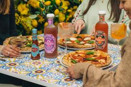 Rossopomodoro & Hotel Starlino Aperitivos Bring a Taste of La Dolce Vita to London