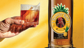 Rooster Rojo Launches Ground-Breaking Innovation: Smoked Pineapple Tequila