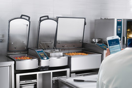 Rational's iKitchen Helps Meet the Challenges of Kitchen Management