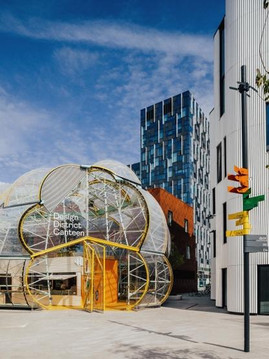 Introducing Design District Canteen: A Truly Unique Event Space in Greenwich Peninsula
