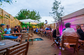 Tola Peckham Launches Rooftop Asian Inspired Food Concept 'Ling Ling's'