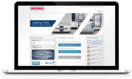 Rational Launches Intelligent Leasing Scheme for iCombi Pro and iVario