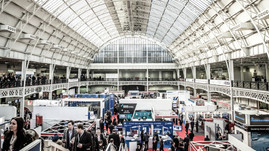 Mark Harding addresses challenges at UK Security Expo 2016