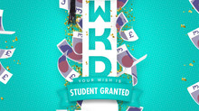 Your Wish Is Student Granted, Says WKD