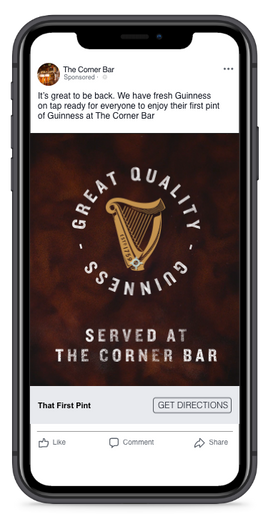 Diageo Launches Free Social Media Marketing Tool To Support Pubs and Bars