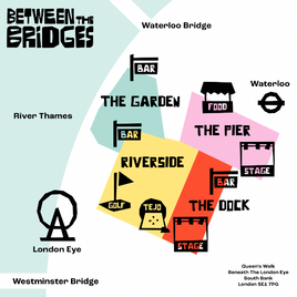 Brand New London Venue, Between the Bridges, Launching This May