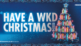 WKD Offers Xmassive Prizes and Buckets of Trade Support