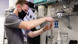 The Cleanest Crocks: Winterhalter's Free Water Quality Test