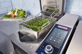 Latest Rational iVario Cooking System Sets Kitchen Ergonomics Benchmark