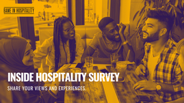 Bame in Hospitality and CPL Learning Call for Those Working in the Sector to Share Their Experiences