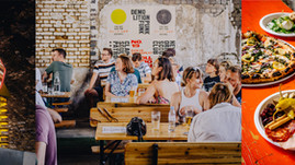 Five Points Brewery Announces Taproom Launch With Pizza Residency Ace Under the Arches