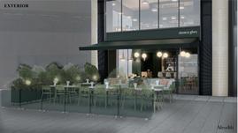 Award-Winning Plant-Based Restaurant Stem & Glory Secures Third Site in Broadgate, London