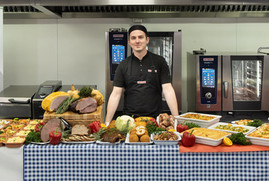 Food To Go and Fresh To Go Go Live Online With Rational