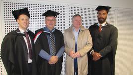 New Graduates Strengthen Showsec Management Team