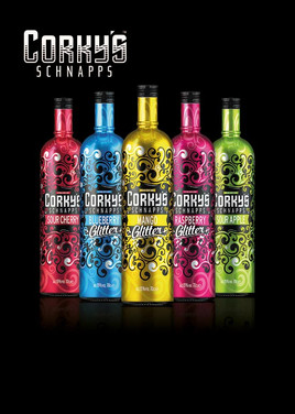 Corky's has announced its new visual identity with the unveiling of a striking new sleeve