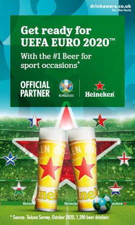 EURO | Tips From Heineken on How To Maximise the Tournament