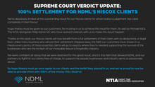 Supreme Court Verdict – NDML Press Statement