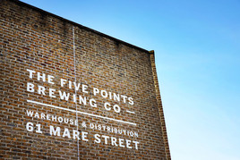 Five Points Announces New Taproom & Brewery in Hackney