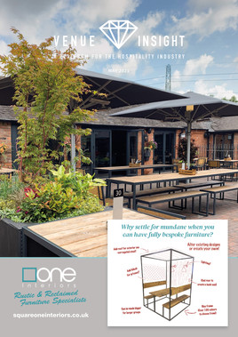 Venue Insight May Issue OUT NOW