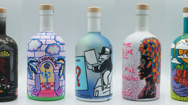 Pink Marmalade Gin Launches Five Very Limited Edition Bottles for Crisis UK