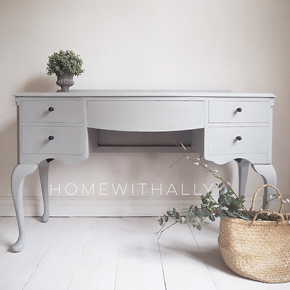 French style dresser / console table in grey
