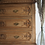 Thumbnail: Large Lorraine oak 19th century antique french chest of drawers dresser