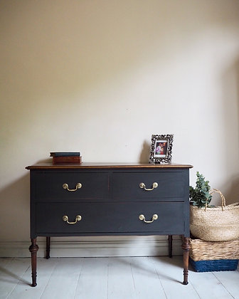 French style small sideboard