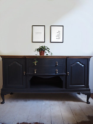 Huge Willows Sideboard with Mirror