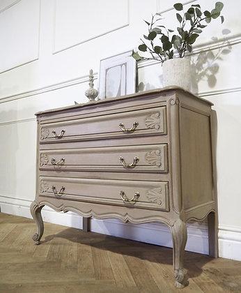 French Vintage Louis XV Chest of Drawers