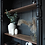 Thumbnail: Large French Oak Antique 19th Century Bookcase in black