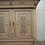 Thumbnail: Large French antique Sideboard in bleached Wood Limed Oak cabinet