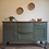 Thumbnail: Large ball and claw feet olive sideboard