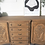 Thumbnail: Large French Louis XV Oak sideboard