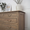 Thumbnail: Large antique French Louis Oak Chest of Drawers Sideboard