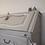 Thumbnail: Lovely French Louis XV Writing Bureau in Grey white