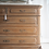 Thumbnail: French Louis XV antique Marble Top Drawers in Limed Oak