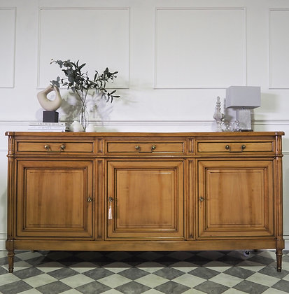 Large French Louis XVI Style Vintage Sideboard