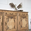 Thumbnail: French Louis Raw Wood Rustic sideboard Farmhouse