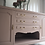 Thumbnail: Large vintage sideboard in dusky pink