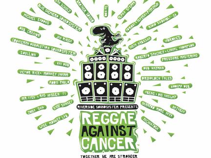 Riverside Sound System Present Reggae Against Cancer Project