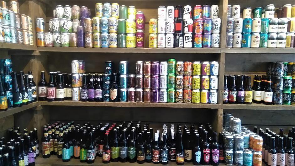 Beer at Drink? Hebden Bridge