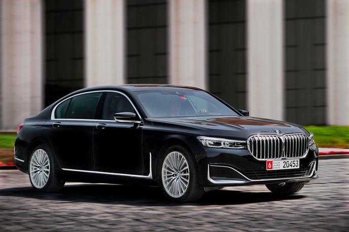 BMW 7 Series Or Similar