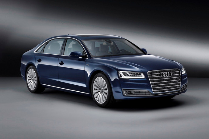Audi A8 or similar