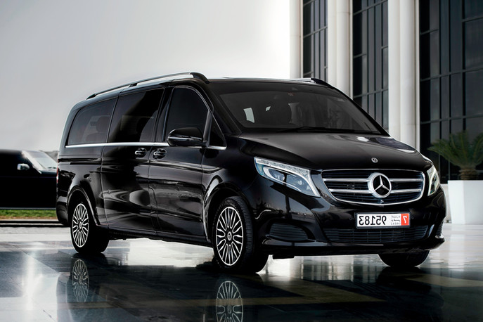 Mercedes Viano or Similar