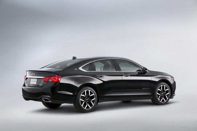 Cheverolet Impala or Similar