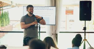 Основатель компании Финмодель выступил на Летнем кампусе в Казани.